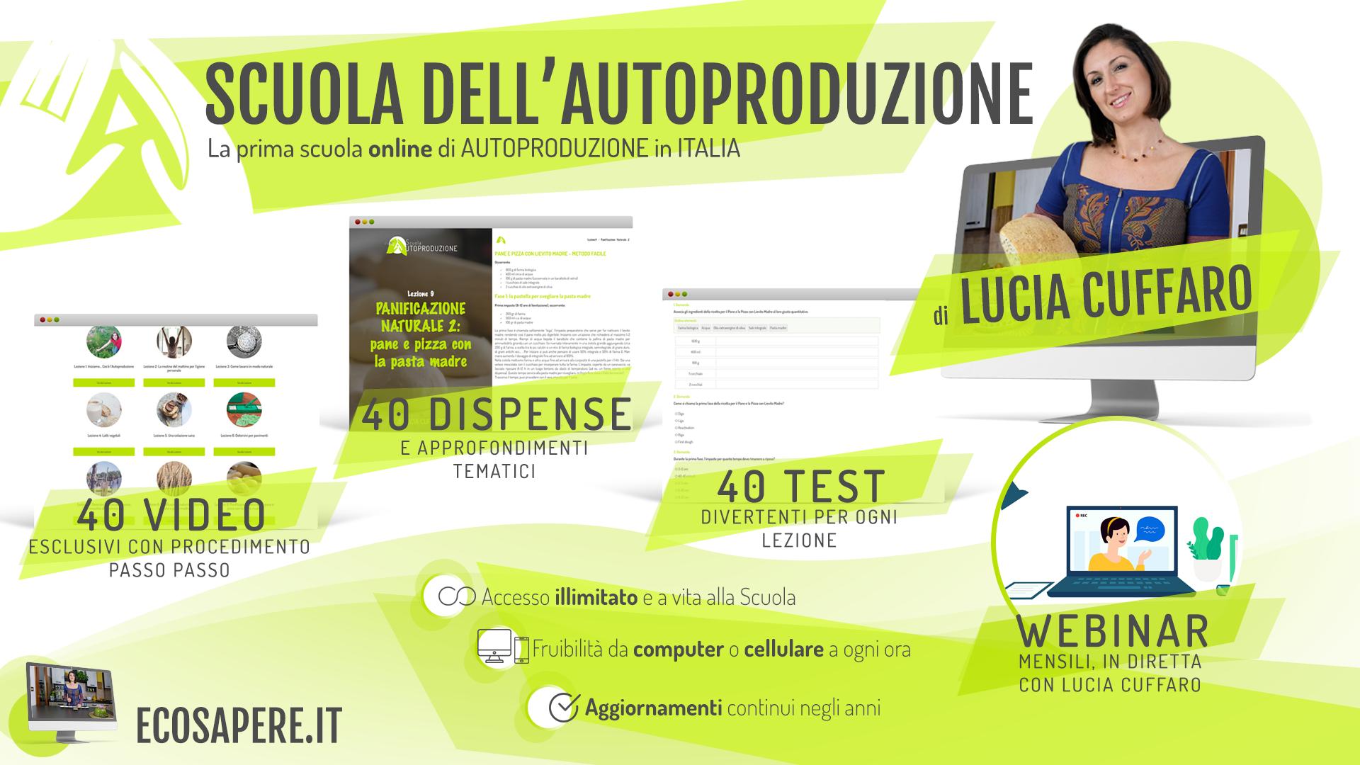 Lucia Cuffaro - Scuola dell'Autoproduzione Online