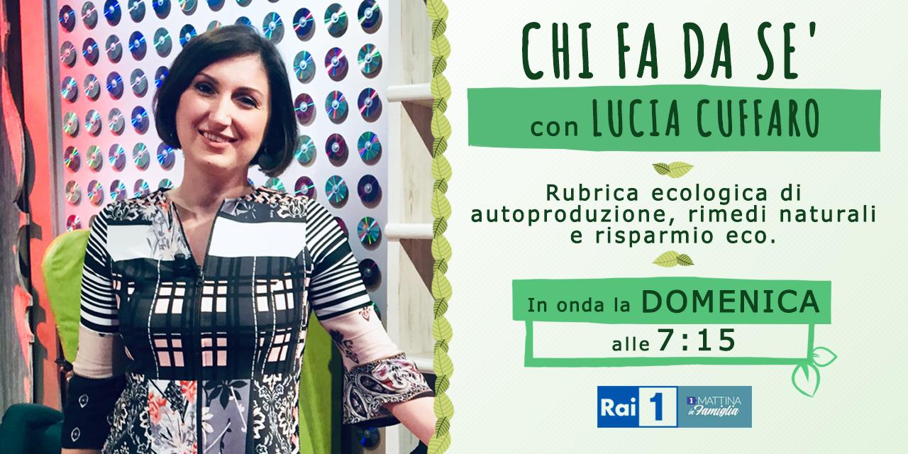 Lucia Cuffaro - Chi Fa Da Sè